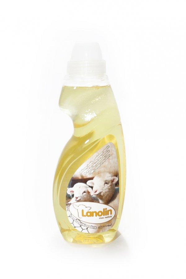 specjalistyczny środek piorąco-ochronny do wełny Lanolin_lanolina do wełny, jedwabiu i delikatnych tkanin_łagodny środek do prania tkanin_antybakteryjny płyn do prania z lanoliną_ z nanosrebrem_ antybakteryjny środek do pielęgnacji i prania kołder wełnian