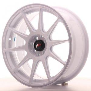 Japan Racing JR11 17x7,25 ET25 4x100/108 White
