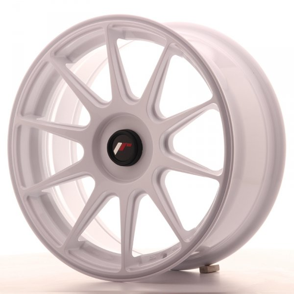 Japan Racing JR11 17x7,25 ET35 Blank White