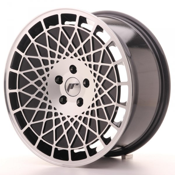 Japan Racing JR14 18x8,5 ET35 5x120 Black Machined