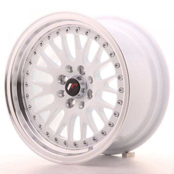 Japan Racing JR10 15x8 ET20 4x100/108 White