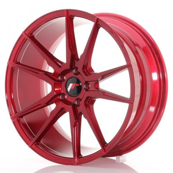 Japan Racing JR21 19x8,5 ET35 5x120 Platinum Red