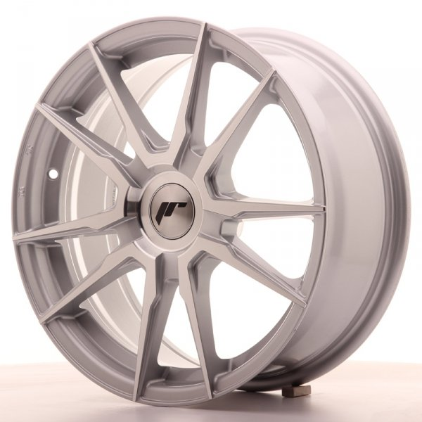 Japan Racing JR21 17x7 ET25-40 Blank MachinedS