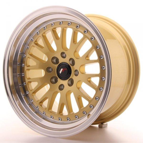 Japan Racing JR10 16x9 ET10 4x100/114 Gold