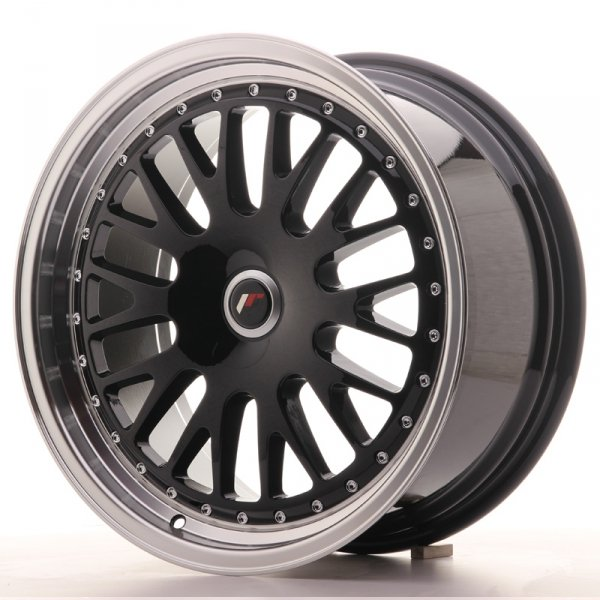 Japan Racing JR10 18x8,5 ET40-45 Blank Gloss Black