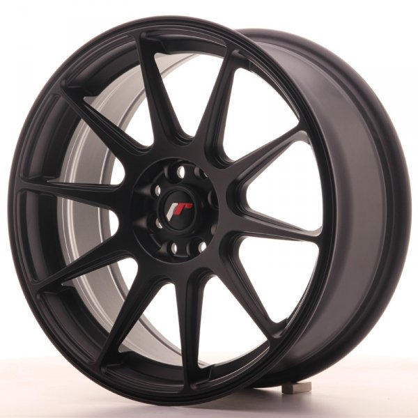 Japan Racing JR11 17x7,25 ET35 5x100/114,3 MattBlk