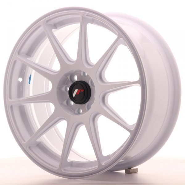 Japan Racing JR11 17x7,25 ET25 4x100/108 White