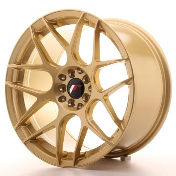 Japan Racing JR18 18x9,5 ET40 5x112/114 Gold