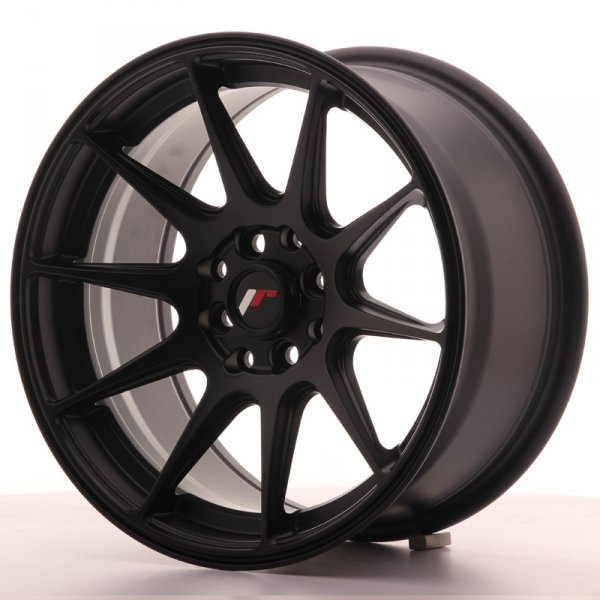 Japan Racing JR11 16x8 ET25 5x100/114 Flat Black