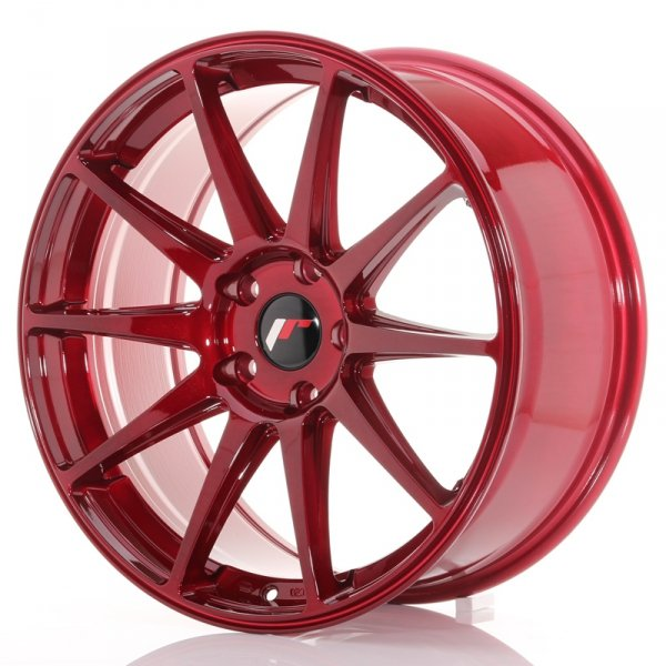 Japan Racing JR11 19x8,5 ET40 5x112 Platinum Red