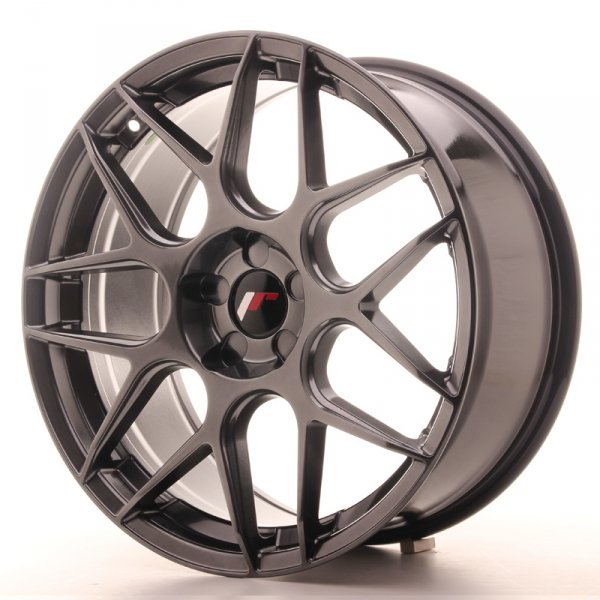 Japan Racing JR18 19x8,5 ET25-40 5H Blank Hyper Bl