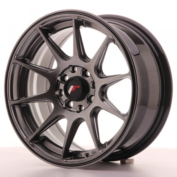 Japan Racing JR11 15x7 ET30 4x100/108 Dark Hyper B