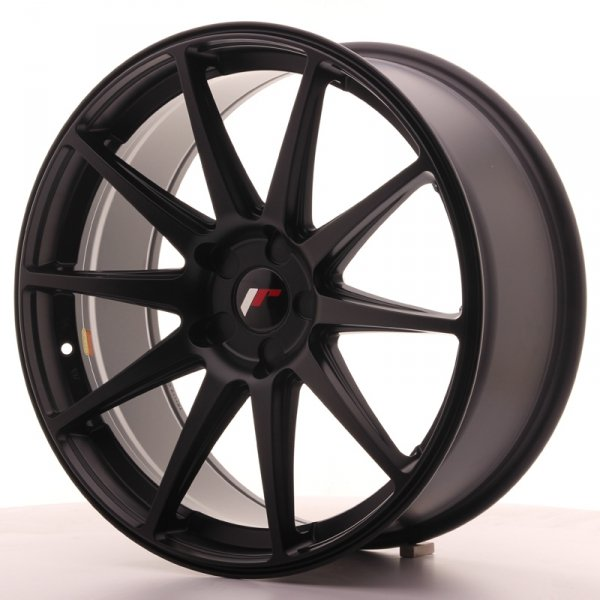 Japan Racing JR11 20x8,5 ET35 5H Blank Matt Black