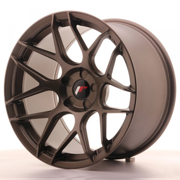 Japan Racing JR18 18x10,5 ET0-22 5H Blank Matt Bro