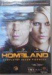 Homeland • Sezon 1 • DVD
