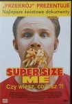 Morgan Spurlock • Super Size Me • DVD