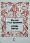 Wincenty Korab-Brzozowski • Utwory zebrane
