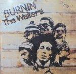 Bob Marley & The Wailers • Burnin' • CD