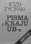 Józef Życiński • Pisma z kraju UB-u