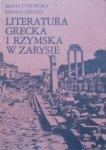 Marcia Cytowska, Hanna Szelest • Literatura grecka i rzymska w zarysie