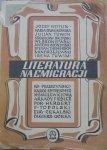 red. Antoni Słonimski • Literatura na emigracji. Antologia 'Nowej Polski' [Wittlin, Pawlikowska, Tuwim, Themerson]