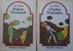 A.A.Milne • Kubuś Puchatek + Chatka Puchatka