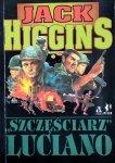 Jack Higgins • Szczęściarz Luciano
