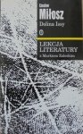 Czesław Miłosz • Dolina Issy. Lekcja literatury z Markiem Zaleskim [Nobel 1980]