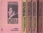 Stendhal • Dzieła wybrane [komplet]
