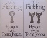 Henry Fielding • Historia życia Toma Jonesa [komplet]