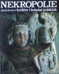 Adam Bujak • Nekropolie królów i książąt polskich