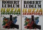 Robert Ludlum • Iluzja skorpiona [komplet]