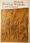 Julia Zabłocka • Historia Bliskiego Wschodu w starożytności