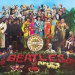 The Beatles • Sgt. Pepper's Lonely Hearts Club Band • CD