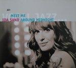 Ida Sand • Meet Me Around Midnight • CD
