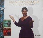 Ella Fitzgerald • 50 Original Classics • 2CD