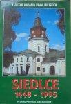 monografia • Siedlce 1448-1995