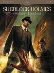 Sylvain Cordurie • Sherlock Holmes i Wampiry Londynu. Tom 1 - Zew krwi