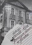 Księga pamiątkowa • 100 lat Gimnazjum i Liceum w Sanoku 1880-1980