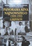 Barbara Kosecka, Anita Piotrowska, Wojciech Kocołowski • Panorama kina najnowszego 1980-1995. Leksykon