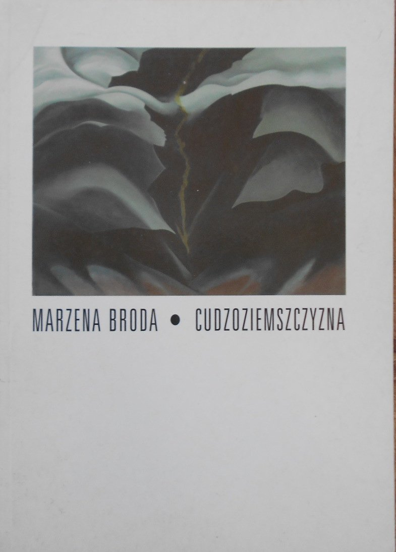 Marzena Broda Cudzoziemszczyzna