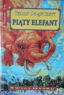 Terry Pratchett • Piąty elefant