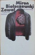 Miron Białoszewski • Zawał [1977, wydanie I]