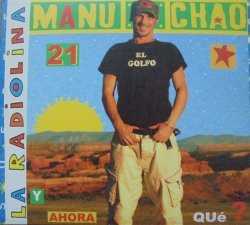 Manu Chao • La radiolina • CD