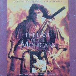 Trevor Jones, Randy Edelman • The Last of the Mohicans • CD