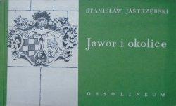 Stanisław Jastrzębski • Jawor i okolice