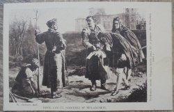 Król Jan III Sobieski w Wilanowie [W. Gerson malarz]