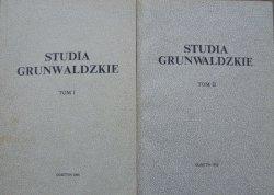 red. Marian Biskup • Studia grunwaldzkie I-II [bitwa grunwaldzka, Prusy, państwo krzyżackie, Krzyżacy]