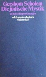 Gershom Scholem • Die judische Mystik