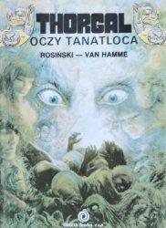 Grzegorz Rosiński, Jean Van Hamme • Thorgal Oczy Tanatloca
